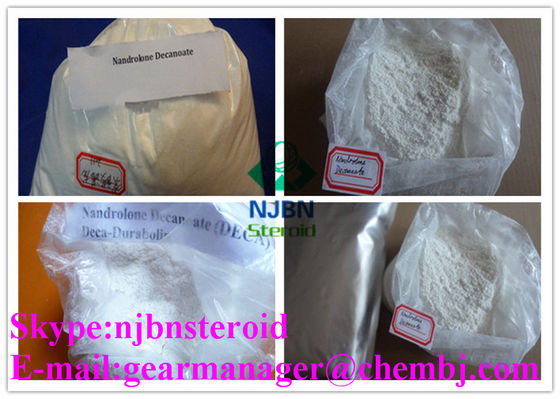 White Androgenic Anabolic Steroids